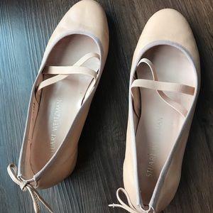 Stuart Weitzman Bolshoi Nude Ballet flats woman6.5